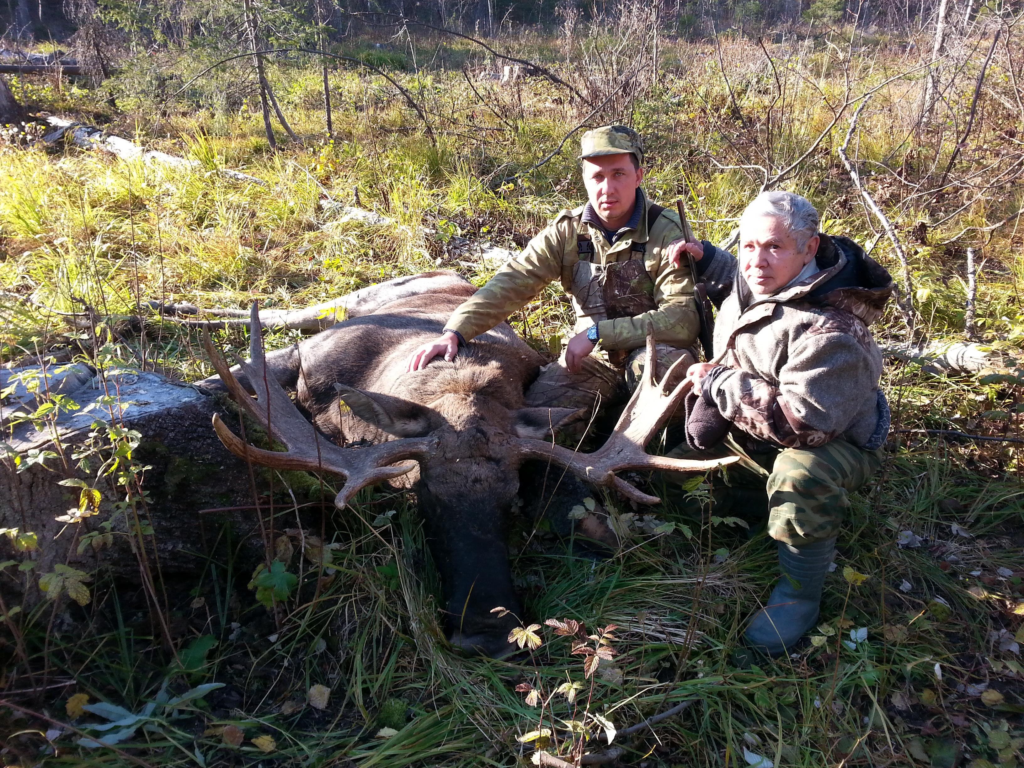 охота в иркутской области видео-дх3